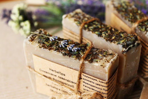 Handmade soap to buy