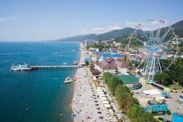 Отдых на море в Лазаревском