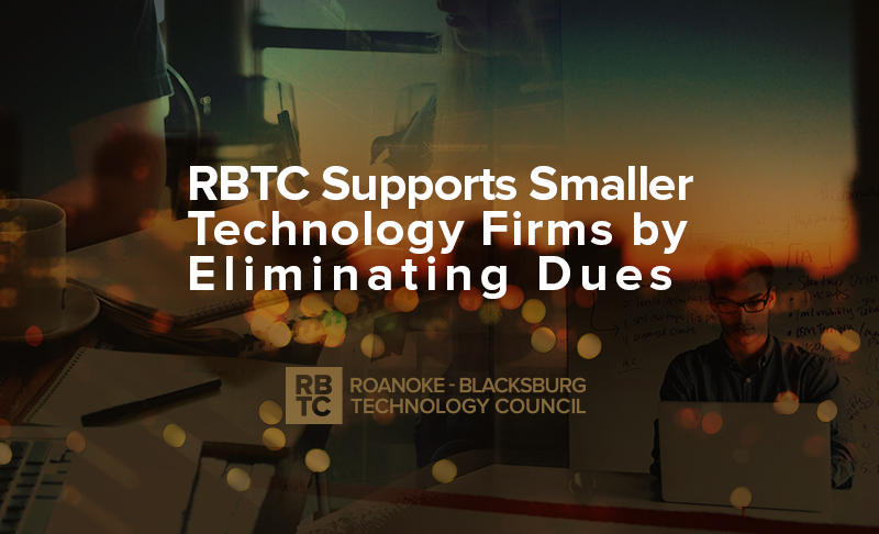 RBTC Supports Smaller Technology Firms by Eliminating Dues