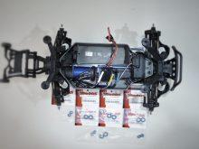 Traxxas Stampede 4x4 VXL - Body