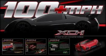 Traxxas XO-1 1/7 Supercar