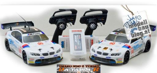 HPI Sprint 2 - Sport - Testfahrzeuge sponsored by DNANO.ch