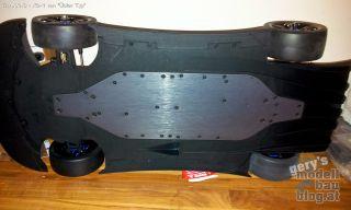 Traxxas XO-1 - Unboxing - Diffusor und Motorkühlung