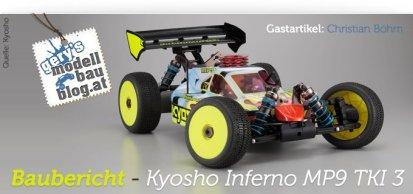 BK#1:8 GP 4WD INFERNO MP9 TKI3