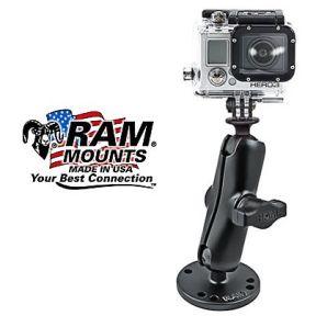 Der Kamera-Arm für die GoPro ist gefunden und bestellt