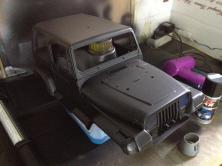 Tamiya CC-01 -- Jeep Wrangler (2)