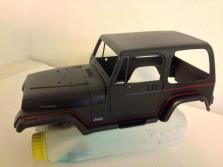 Tamiya CC-01 -- Jeep Wrangler