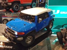 Tamiya FJ Cruiser on CC-01