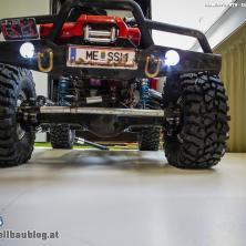 Testaufbau - MiRai Lenkungskit