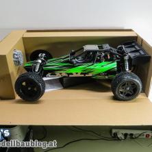 SandStorm one8 - Vollwertiger Buggy