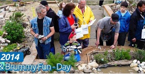 Trial & Brummy Fun - Day