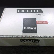 Actioncam DELITE 720HD - Verpackung