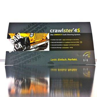 Verpackung - Crawlster 4S - vorne