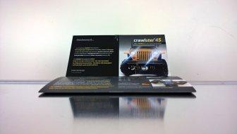 Verpackung - Crawlster 4S - 1te Innenseite