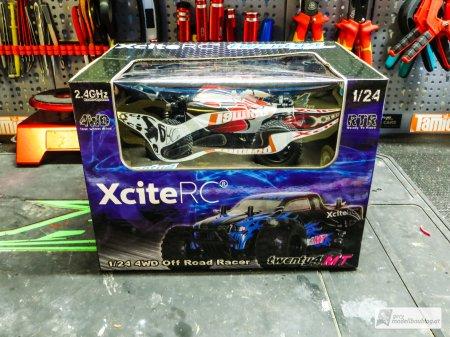 XciteRC Buggy twenty4 B - Originalverpackung