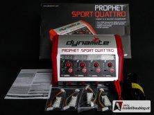Auspackt is - Dynamite Prophet Sport Quattro