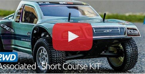 Team Associated SC10 2WD Kit