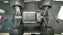 T-Bone Racing -Skidplates
