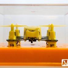 Ein richtiger Winzling der Q4 Mini Quadrocopter
