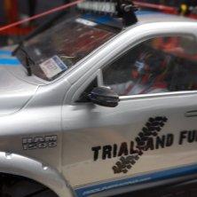 Detailansicht vom RC Cockpit