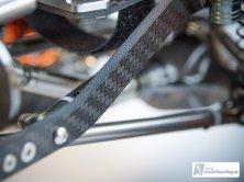 Ladder Frame aus Carbon - Sehr Verwindungsteif!