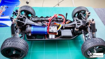 Unboxing – Buggy one10 4WD Brushless RTR von XciteRC