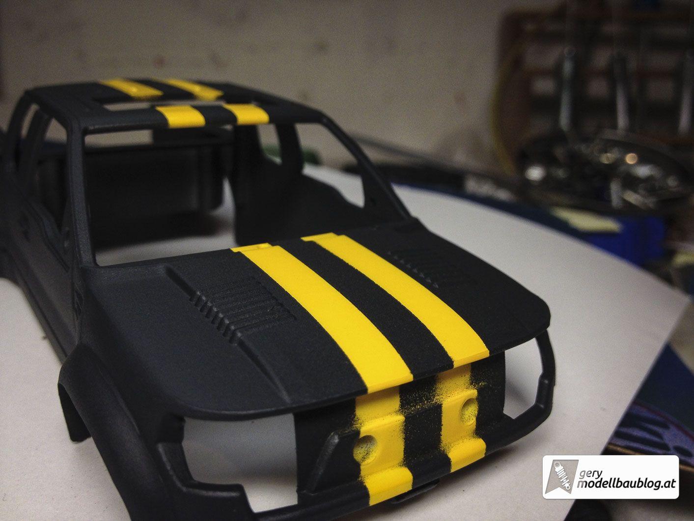 Baubericht & Testfahrt: OH35P01 - Scale Crawler im Maßstab 1:35 ...
