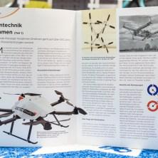 "Magazin: Drohnentechnik ""Der Rahmen"""
