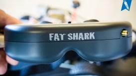 Ausgepackt die FAT SHARK - Predator V2 FPV Brille