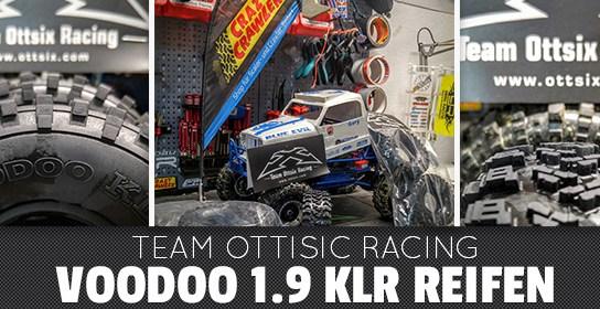 Team Ottsix Racing - Voodoo 1.9 KLR Reifen