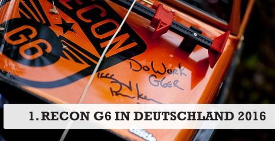 1 Recon G6 Deutschland