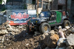 Junior's SCX10 beim RC4WD Bonusgate