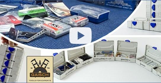 Micro-Systainer T-Loc von Tanos - Scalige Aufbewahrung für Modellbauer