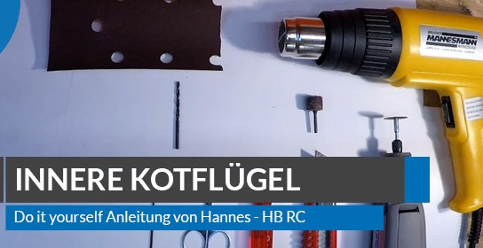 Do it yourself - Innere Kotfluegel