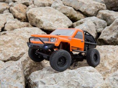 ECX 1:24 4WD Barrage Scaler