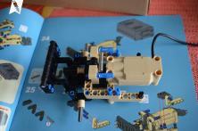 Bau der Teknotoys Active Bricks RC Modelle