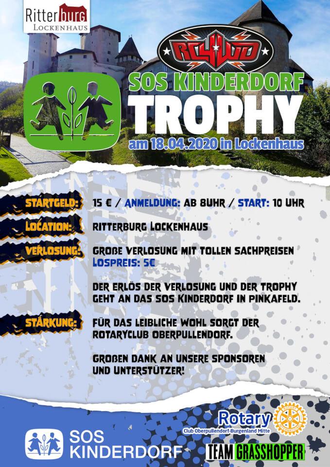 RC4WD SOS-Kinderdorf TROPHY – Wurde wegen COVID-19 abgesagt bzw. verschoben! 1