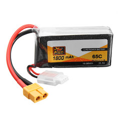Batterie 11.1V 1800mAh 65C Zop power broche XT 60