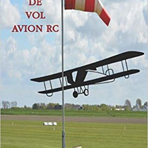 carnet de vol avion rc