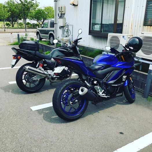 サプライズ終了したのでようやく公開YZF-R25買っちゃいました#yzfr25 #バイク - from Instagram