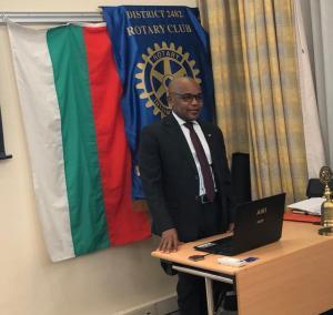 Rotary Club Sofia International