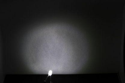 LED, warmweiss, 5mm, weitwinkel