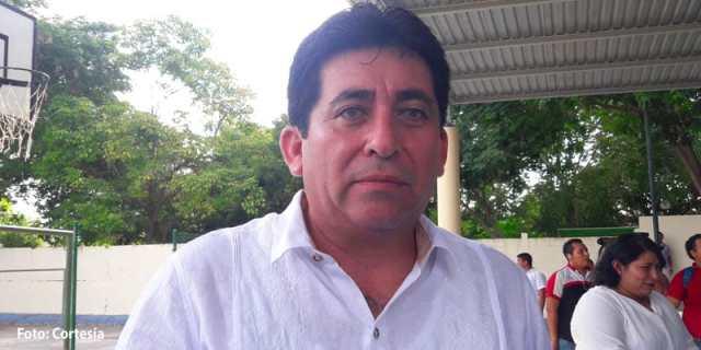 Fermín Pérez, Secretario General del Sindicato de Trabajadores de la Educación (SNTE) sección 25.