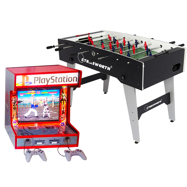 arcade games for rental