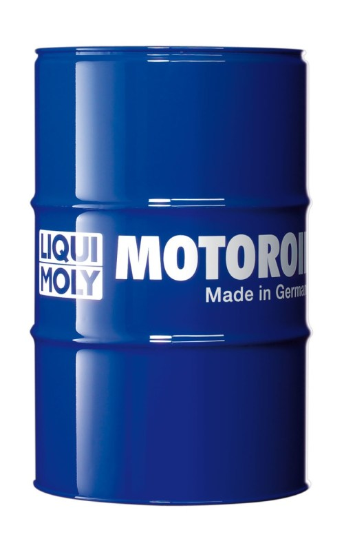 LIQUI MOLY 60L Synthoil Race Tech GT1 Motor Oil 10W-60, 20374