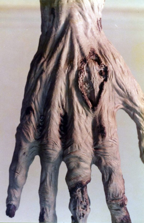 Jason's Hand