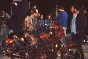 NoES5 Iron man On set 2