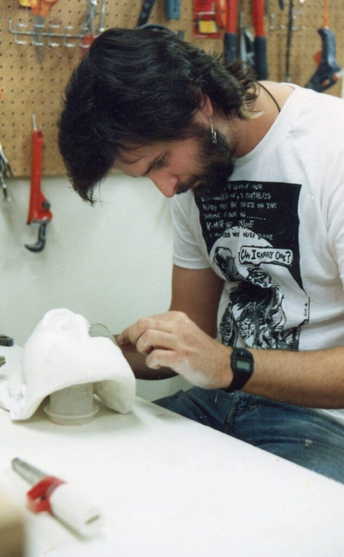 Sculpting Something