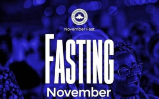 RCCG FASTING AND PRAYER POINTS 27 NOVEMBER 2020