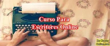 curso para escritores online